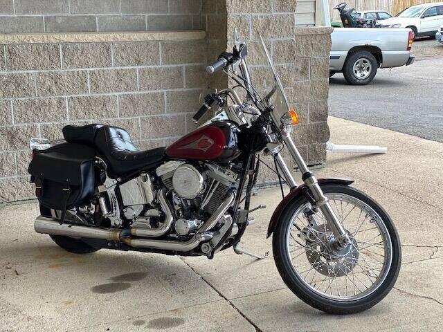 1989 Harley-Davidson Softtail