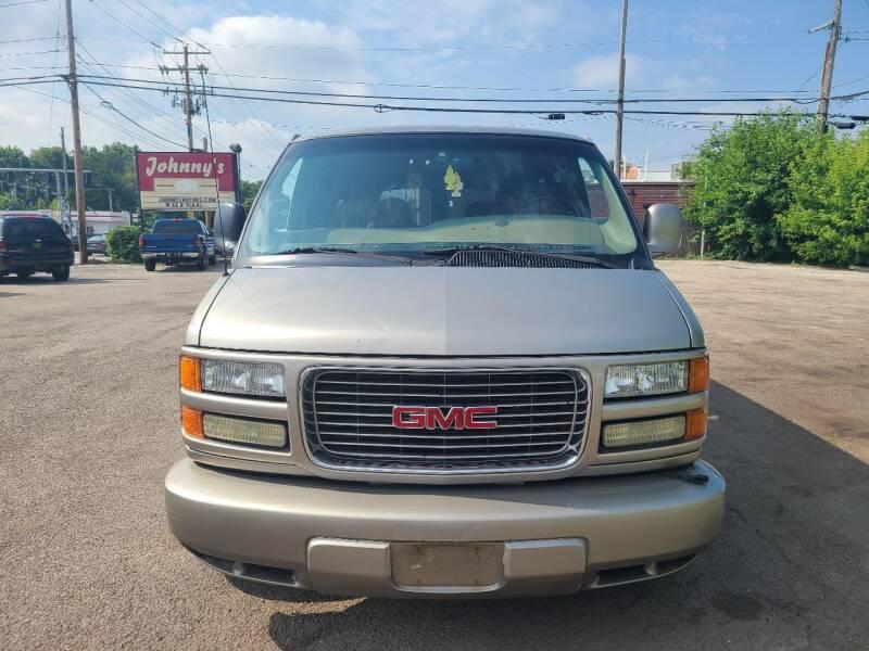 2001 GMC Savana Passenger for sale in Toledo, OH