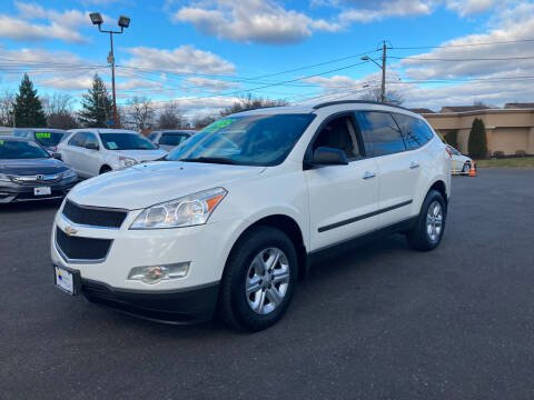 2012 Chevrolet Traverse for sale at Majestic Automotive Group in Cinnaminson NJ