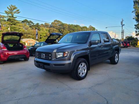 2008 Honda Ridgeline for sale at DADA AUTO INC in Monroe NC