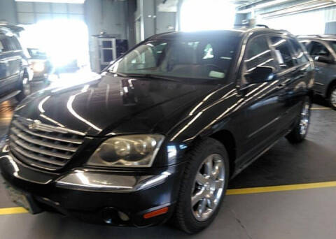 2005 Chrysler Pacifica for sale at Rochester Auto Mall in Rochester MN