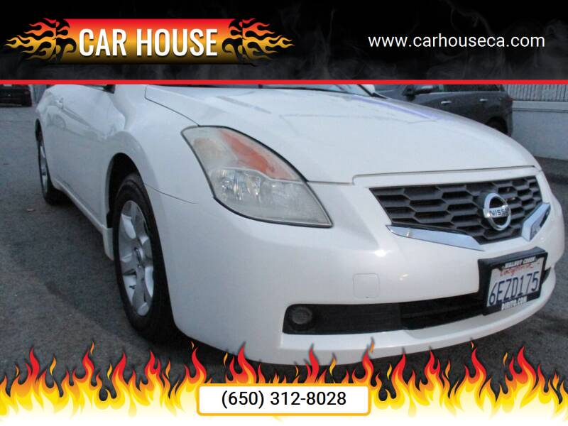2008 Nissan Altima for sale at Car House in San Mateo CA