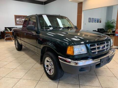 2002 Ford Ranger for sale at Adams Auto Group Inc. in Charlotte NC