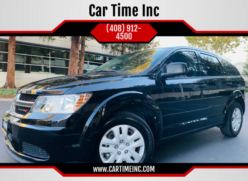 2015 Dodge Journey for sale at Car Time Inc in San Jose CA