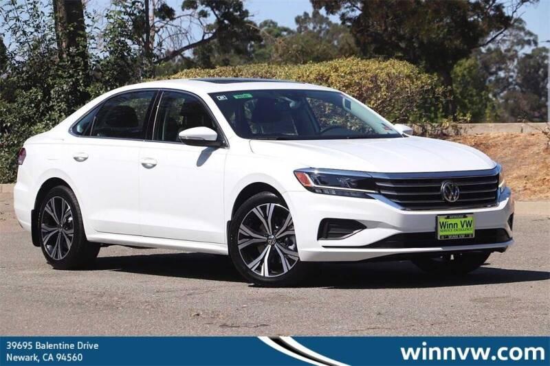 2021 Volkswagen Passat for sale in Newark, CA