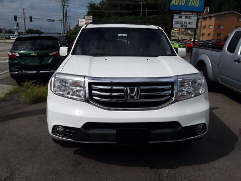 2014 Honda Pilot for sale at Auto Villa in Danville VA