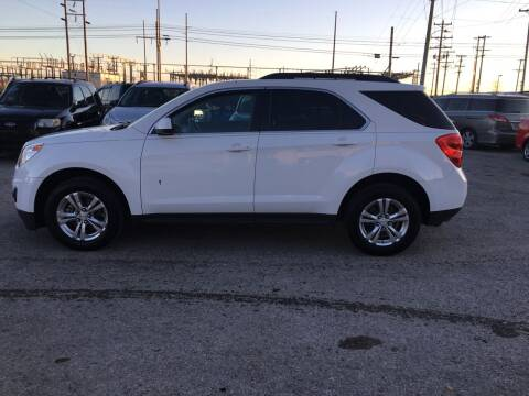 2014 Chevrolet Equinox for sale at Kings Auto Sales in Cadiz KY