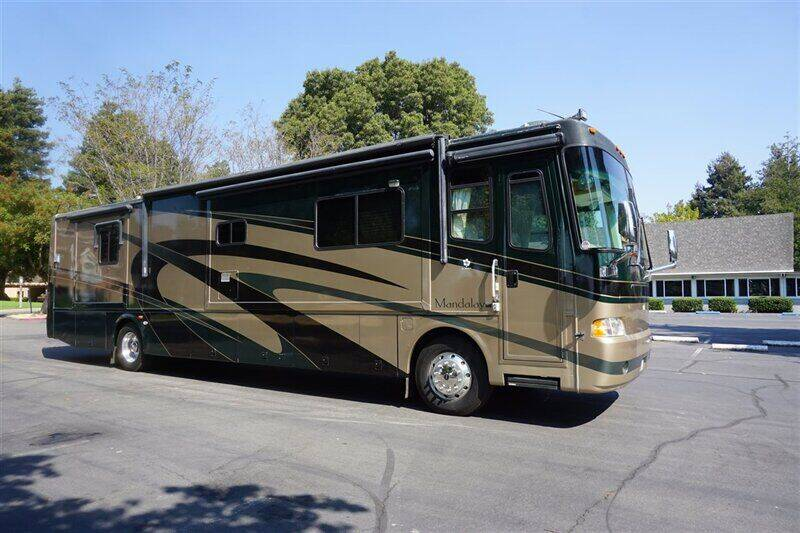 2004 Freightliner XC Chassis 4X2 Chassis - Fremont CA