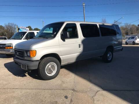 2003 Ford E-Series Wagon for sale at Steve's Auto Sales in Norfolk VA