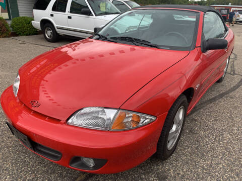 2000 Chevrolet Cavalier for sale at 51 Auto Sales Ltd in Portage WI