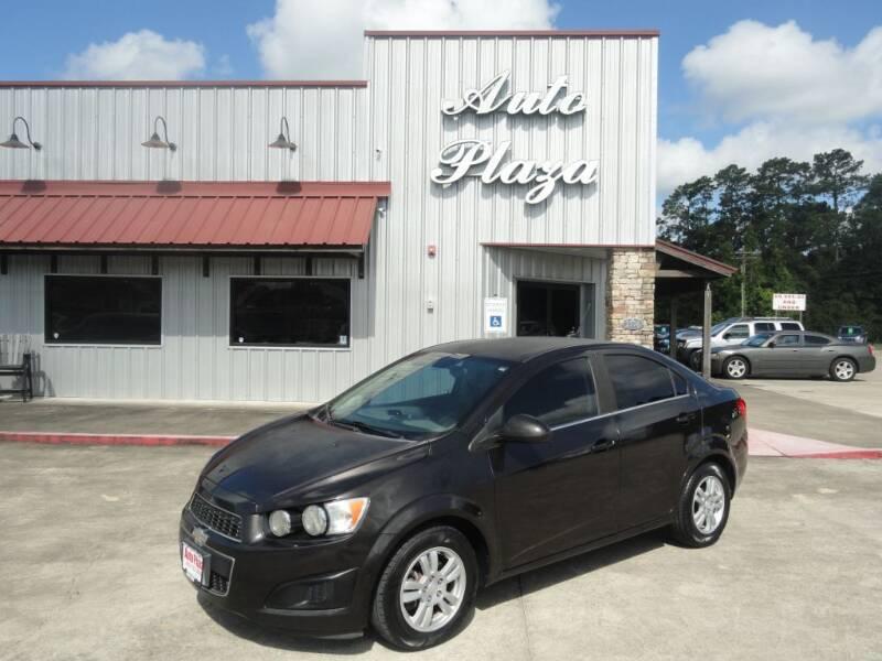 2013 Chevrolet Sonic for sale at Grantz Auto Plaza LLC in Lumberton TX