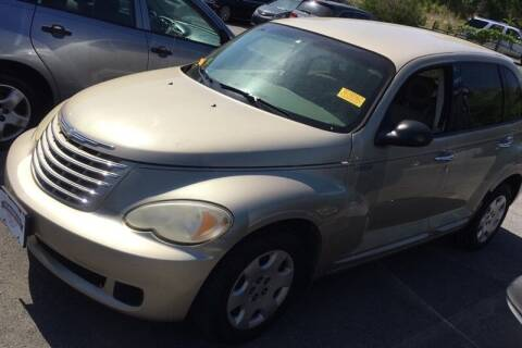 2006 Chrysler PT Cruiser for sale at MICHAEL J'S AUTO SALES in Cleves OH