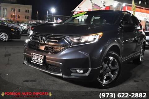 2018 Honda CR-V for sale at www.onlycarsnj.net in Irvington NJ