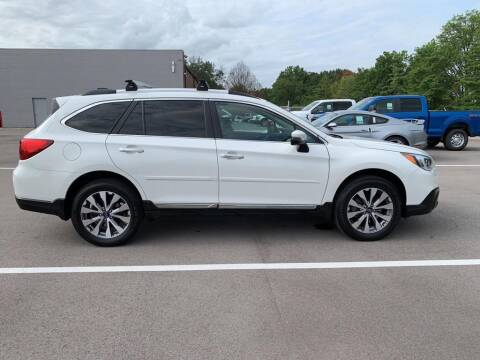 2017 Subaru Outback for sale at St. Louis Used Cars in Ellisville MO