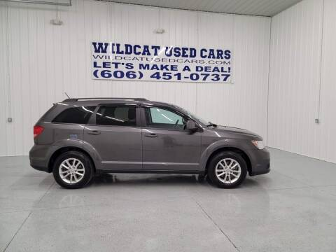 2015 Dodge Journey for sale at Wildcat Used Cars in Somerset KY