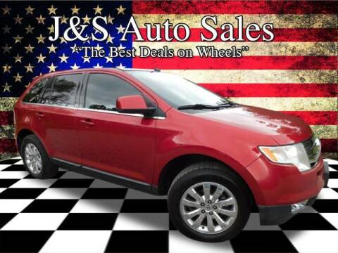 2008 Ford Edge for sale at J & S Auto Sales in Clarksville TN