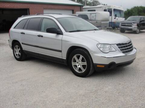 2008 Chrysler Pacifica for sale at Frieling Auto Sales in Manhattan KS