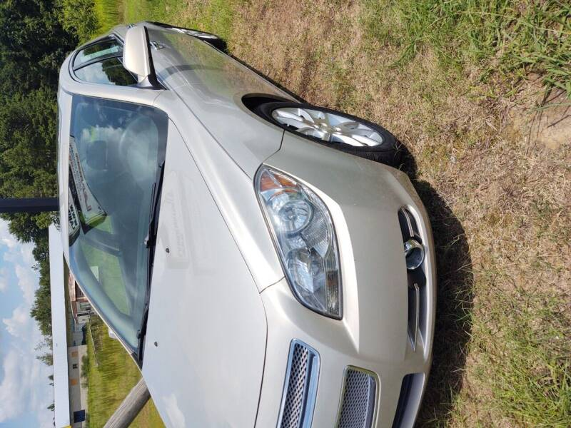 2012 Chevrolet Malibu for sale at Lanier Motor Company in Lexington NC