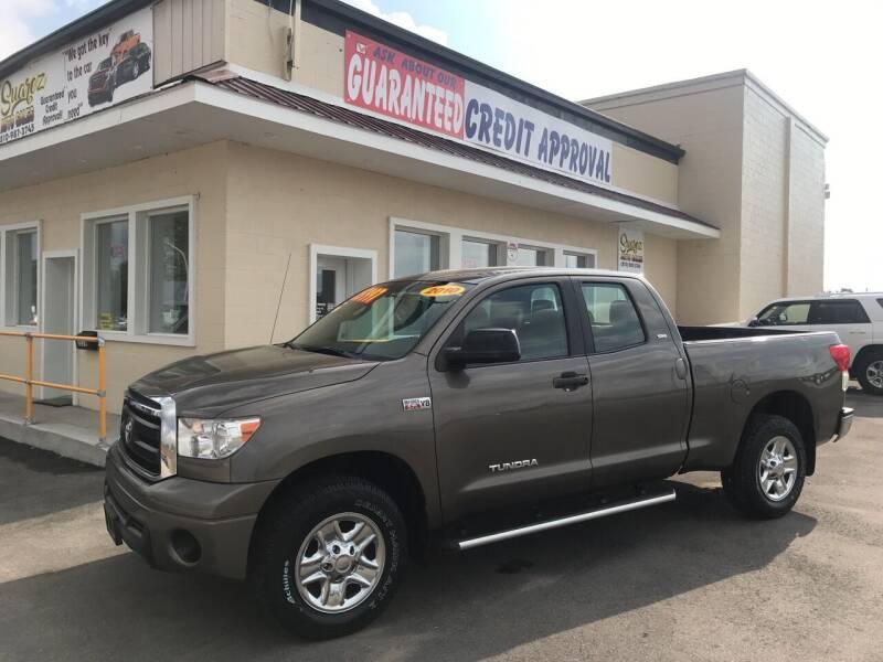 2010 Toyota Tundra for sale at Suarez Auto Sales in Port Huron MI