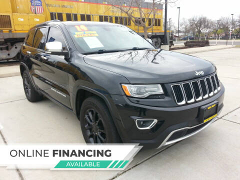 2014 Jeep Grand Cherokee for sale at Super Cars Sales Inc #1 in Oakdale CA