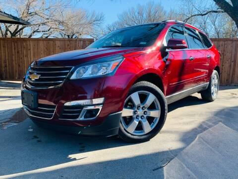 2015 Chevrolet Traverse for sale at DFW Auto Provider in Haltom City TX