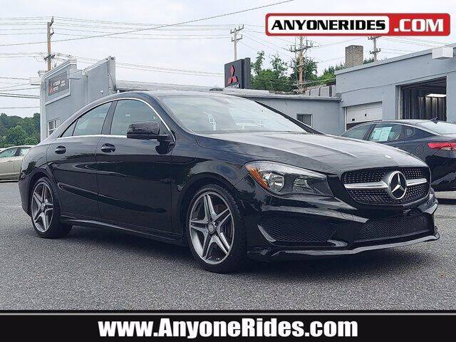2014 Mercedes-Benz CLA for sale at ANYONERIDES.COM in Kingsville MD