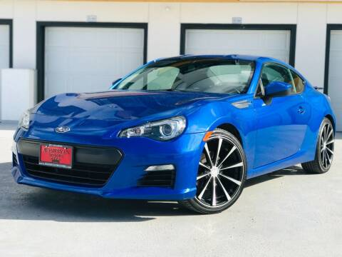 2016 Subaru BRZ for sale at Avanesyan Motors in Orem UT