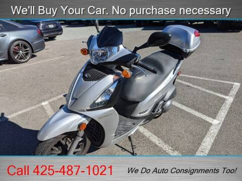 2013 Kymco People for sale at Platinum Autos in Woodinville WA