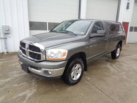 2006 Dodge Ram Pickup 1500 for sale at Lewin Yount Auto Sales in Winchester VA