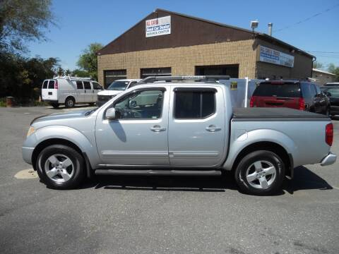 2007 Nissan Frontier for sale at All Cars and Trucks in Buena NJ