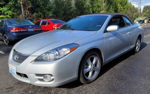 2008 Toyota Camry Solara for sale at TOP Auto BROKERS LLC in Vancouver WA
