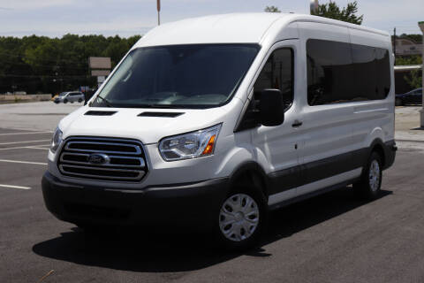 2017 Ford Transit Passenger for sale at Auto Guia in Chamblee GA
