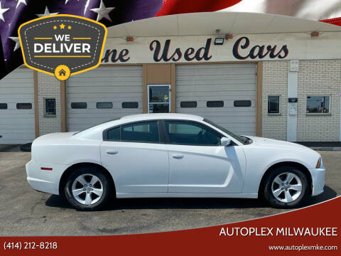 2014 Dodge Charger for sale at Autoplex 3 in Milwaukee WI