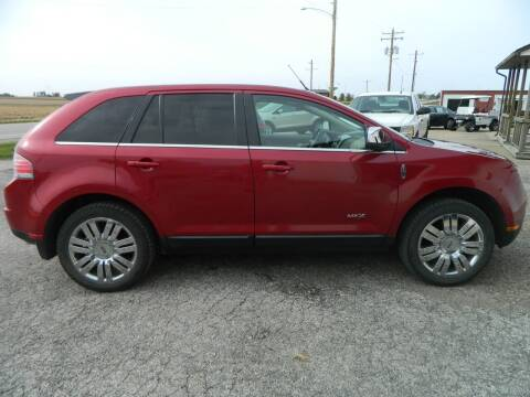 2008 Lincoln MKX for sale at Pro Auto Sales in Flanagan IL