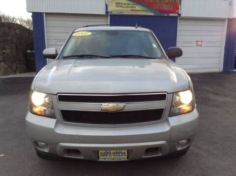 2007 Chevrolet Tahoe for sale at Worldwide Auto Sales in Fall River MA