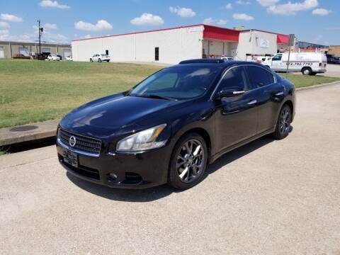 2011 Nissan Maxima for sale at Image Auto Sales in Dallas TX