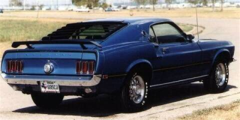 1969 Ford Mustang for sale at Suncoast Sports Cars and Exotics in West Palm Beach FL
