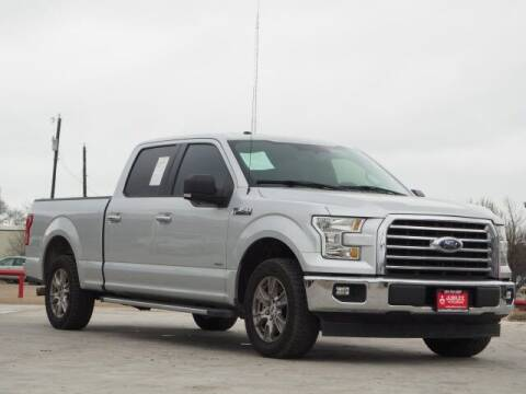 2017 Ford F-150 for sale at Douglass Automotive Group - Douglas Ford in Clifton TX