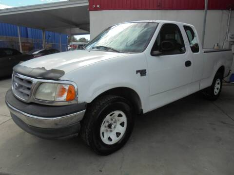 2000 Ford F-150 for sale at Automax Wholesale Group LLC in Tampa FL