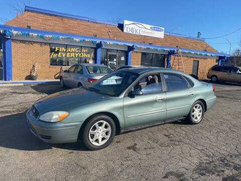 2006 Ford Taurus for sale at Duke Automotive Group in Cincinnati OH