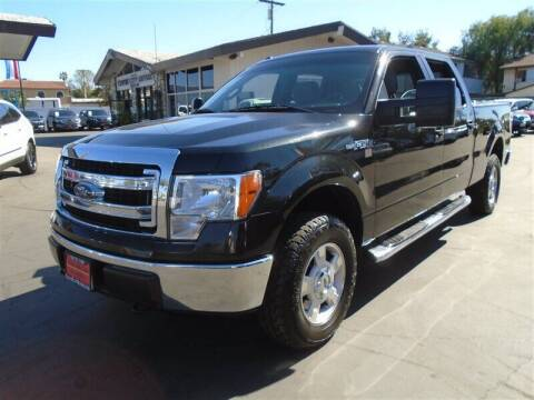 2013 Ford F-150 for sale at Centre City Motors in Escondido CA