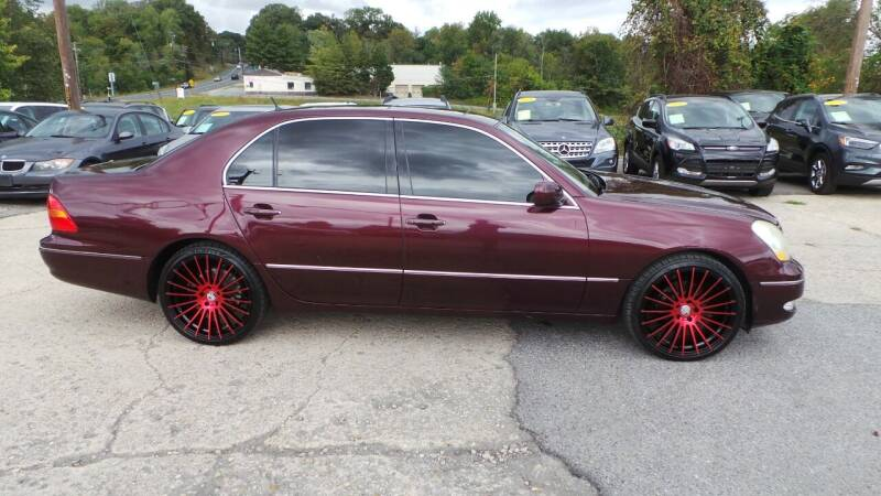 2003 Lexus LS 430 for sale at Unlimited Auto Sales in Upper Marlboro MD