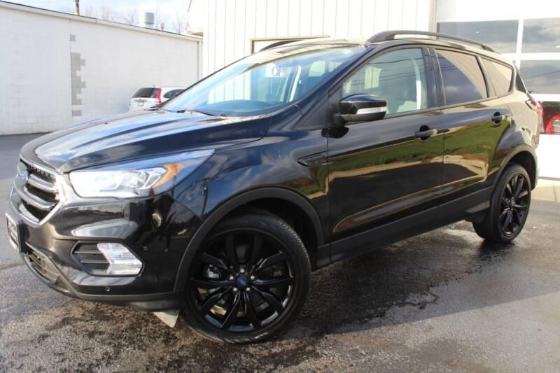 2019 Ford Escape for sale at Platinum Motors LLC in Reynoldsburg OH