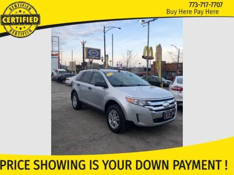 2012 Ford Edge for sale at AutoBank in Chicago IL