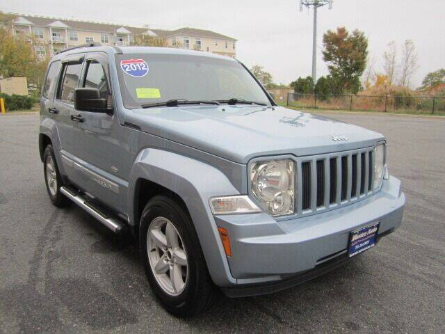 2012 Jeep Liberty for sale at Master Auto in Revere MA
