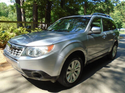 2013 Subaru Forester for sale at City Imports Inc in Matthews NC