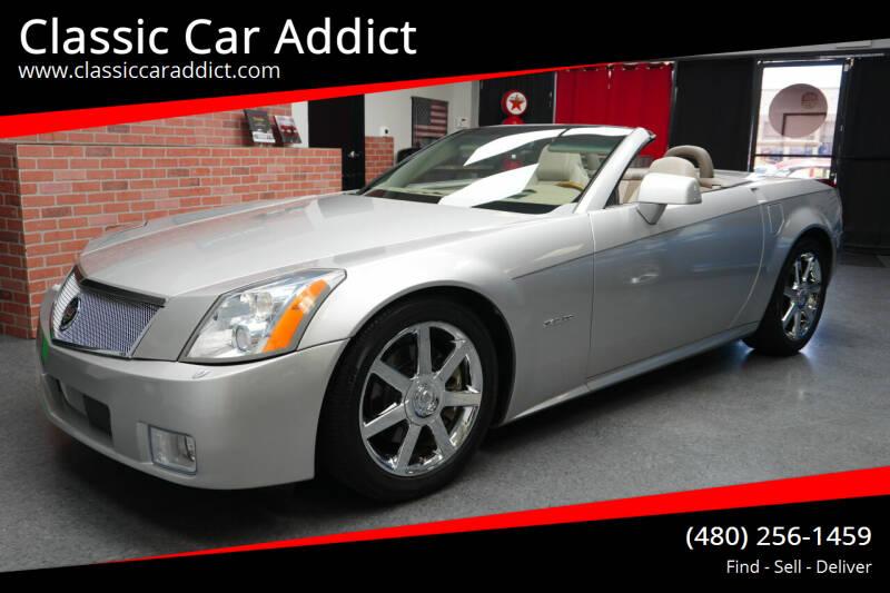 2005 Cadillac XLR for sale at Classic Car Addict in Mesa AZ