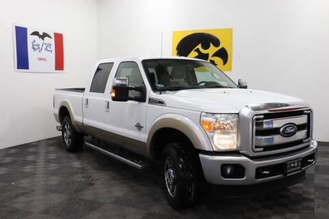 2011 Ford F-250 Super Duty for sale at Carousel Auto Group in Iowa City IA