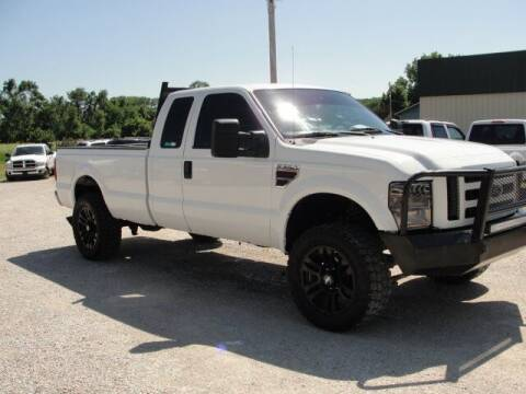 2010 Ford F-250 Super Duty for sale at Frieling Auto Sales in Manhattan KS