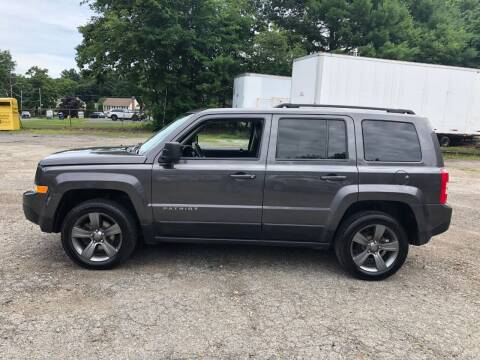 2015 Jeep Patriot for sale at Perrys Auto Sales & SVC in Northbridge MA